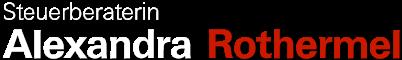 Steuerberatung Alexandra Rothermel - Logo